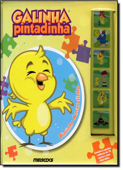 Pintinho Amarelinho - Coleção Galinha Pintadinha, livro de Editora Mel Books