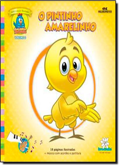 Pintinho Amarelinho, O, livro de André Guilherme Polito
