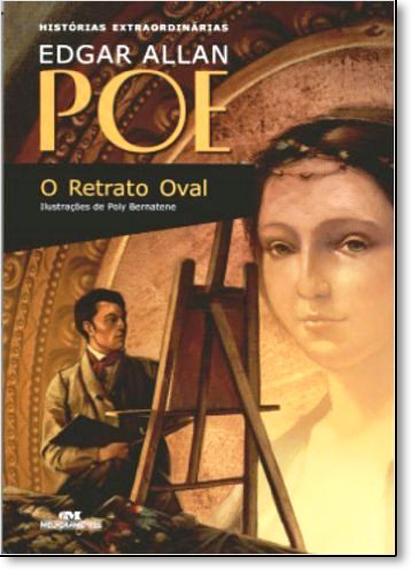 Retrato Oval, O, livro de Edgar Allan Poe