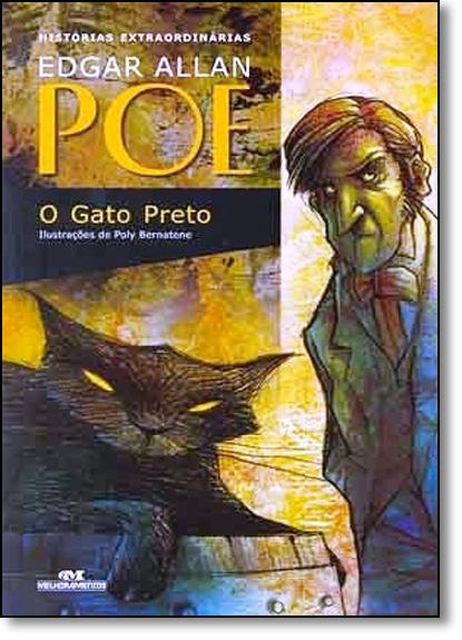 Gato Preto, O, livro de Edgar Allan Poe