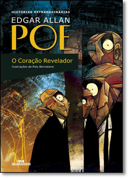 Coração Revelador, O, livro de Edgar Allan Poe