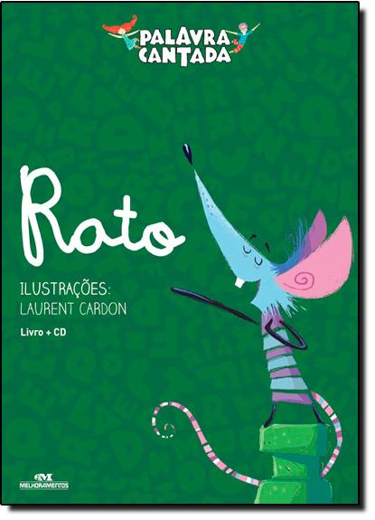Rato - Livro + Cd, livro de Edith Derdyk