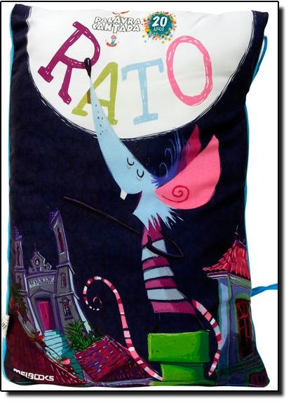 Rato - Coleção Palavra Encantada 20 Anos - Livro Travesseiro, livro de Editora Melhoramentos