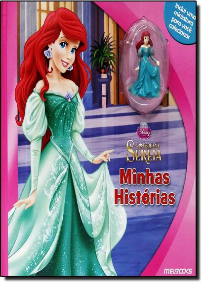 Pequena Sereia - Coleção Minhas Histórias, livro de Disney Junior