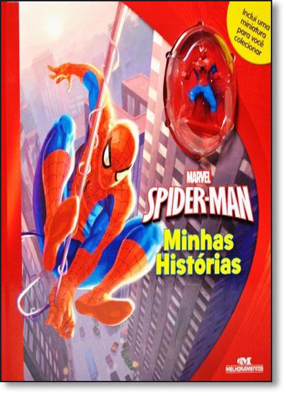 Spider-man - Coleção Minhas Histórias, livro de Editora Melhoramentos