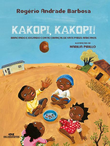 Kakopi, Kakopi!, livro de Rogério Andrade Barbosa
