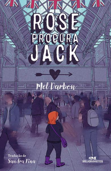 Rose Procura Jack, livro de Mel Darbon
