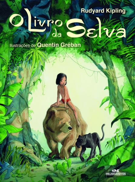 O Livro da Selva, livro de Rudyard Kipling
