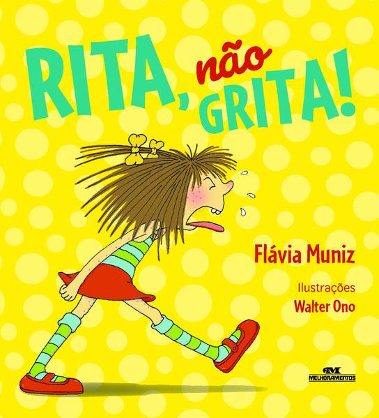 Rita, não grita!, livro de Flávia Muniz