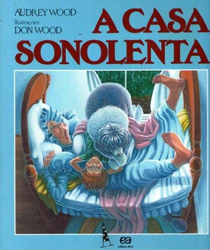 Casa Sonolenta, A, livro de Audrey Wood