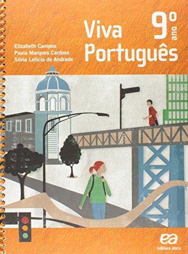 Viva Português - 9ª Ano, livro de ANDRADE/CARDOSO/CAMP