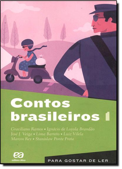 Contos Brasileiros 1 - Vol.8, livro de Graciliano Ramos