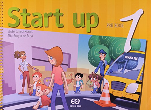 Start Up: Pre Book - Stage 1, livro de Eliete Morino