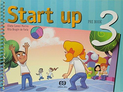 Start Up - Stage 3, livro de Rita Brugin de Faria