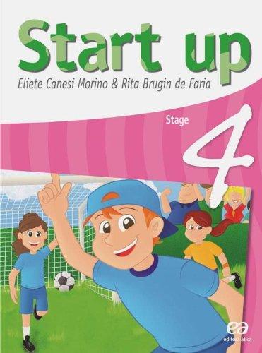 Start Up - Stage 4, livro de Rita Brugin de Faria