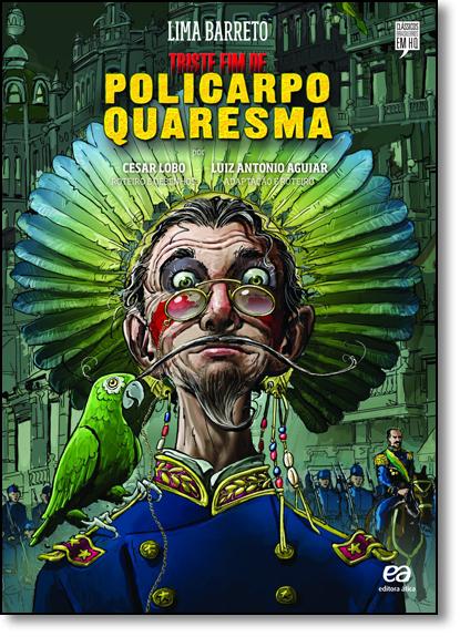 Triste Fim de Policarpo Quaresma, livro de Lima Barreto