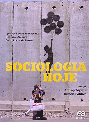 Sociologia Hoje, livro de Henrique Amorim