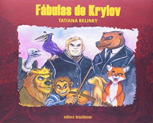 Fábulas de Krylov, livro de Tatiana Belinky