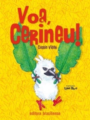 Voa, Cerineu!, livro de Cássia Viger
