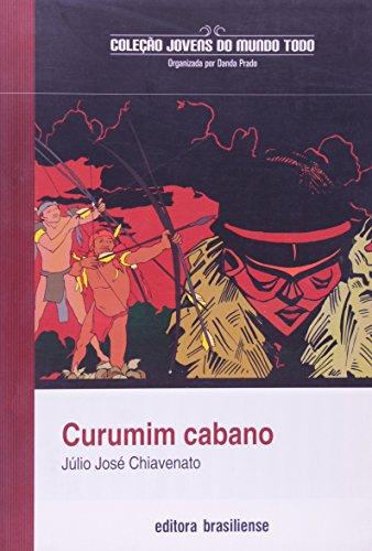 Curumim Cabano, livro de Júlio José Chiaveto