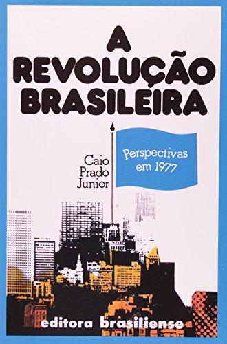 A Revolucao Brasileira, livro de C. Prado Jr.
