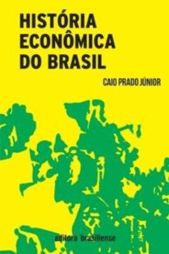 História Econômica do Brasil, livro de Caio Prado Junior