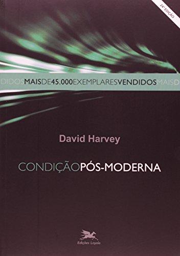 Condição pós-moderna, livro de David Harvey