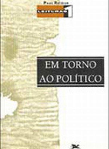 Leituras 1 - Em torno ao político, livro de Paul Ricoeur