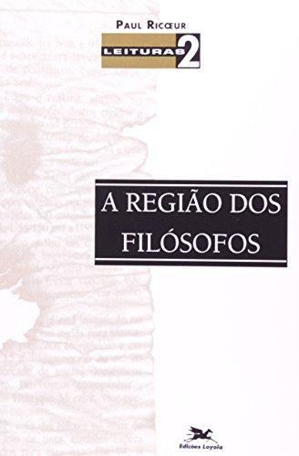Leituras 2 - A região dos filósofos, livro de Paul Ricoeur