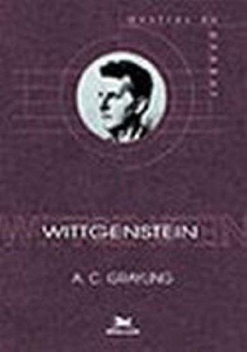 Wittgenstein, livro de A. C. Grayling