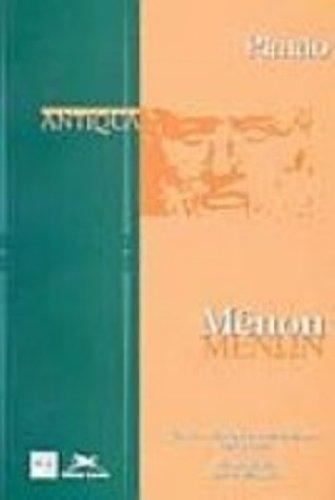 Mênon, livro de Platão