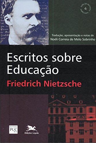 Escritos sobre educação, livro de Friedrich Nietzsche