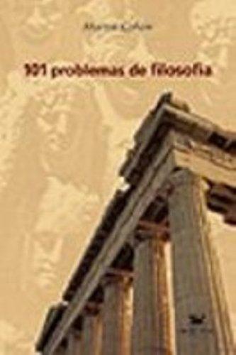 101 problemas de filosofia, livro de Martin Cohen