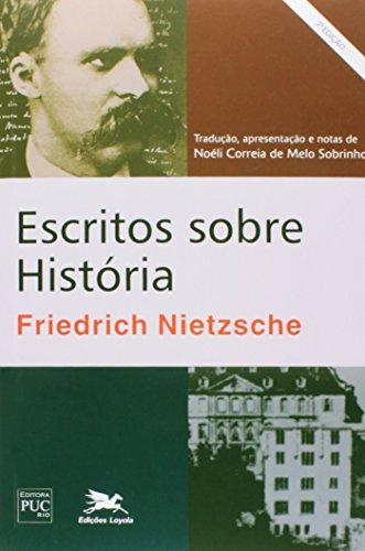 Escritos sobre história, livro de Friedrich Nietzsche