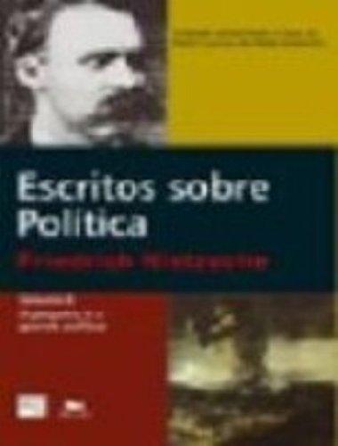 Escritos sobre política II, livro de Friedrich Nietzsche