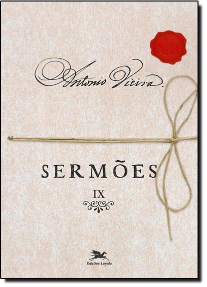 Sermões, Vol.9, livro de Antônio Vieira