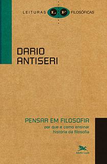 Pensar em filosofia, livro de Dario Antiseri