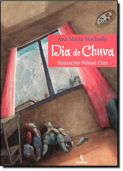 Dia de Chuva, livro de Ana Maria Machado