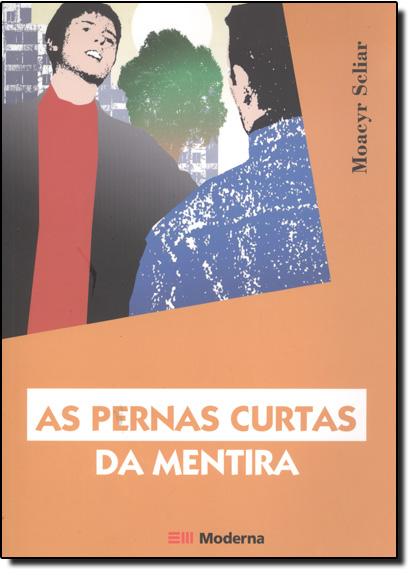 Pernas Curtas da Mentira, As, livro de Moacyr Scliar