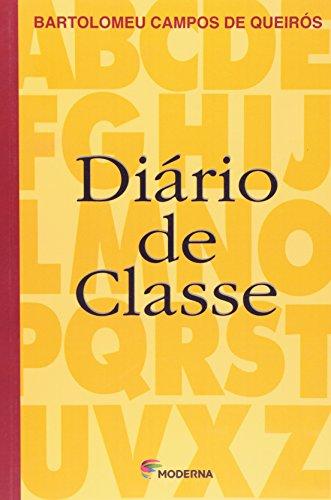 Diário de Classe, livro de Bartolomeu Campos de Queirós