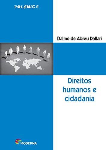Direitos Humanos e Cidadania, livro de Dalmo de Abreu Dallari