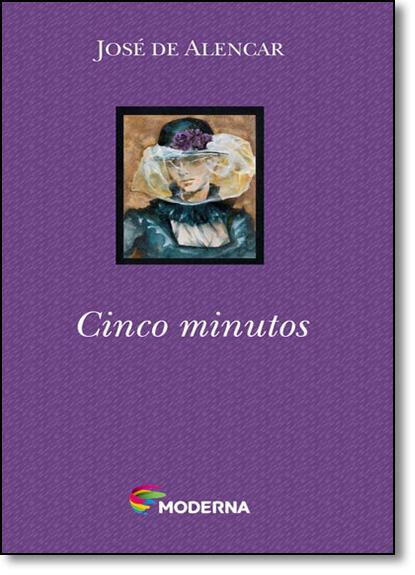Cinco Minutos, livro de José de Alencar