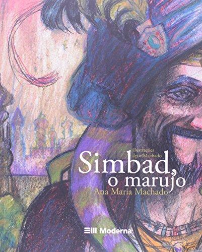 Simbad - o Marujo - Col. Sete Mares, livro de Renato Kaufmannn