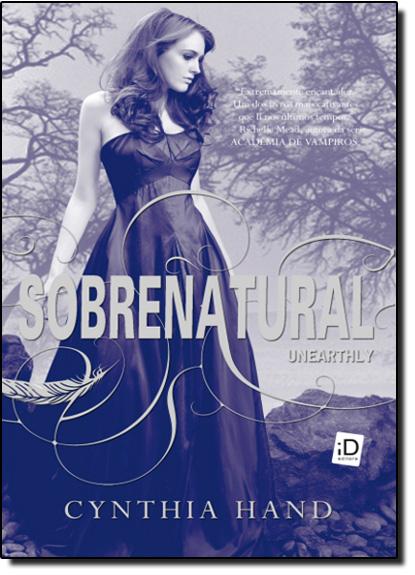 Sobrenatural - Vol.1, livro de Cynthia Hand