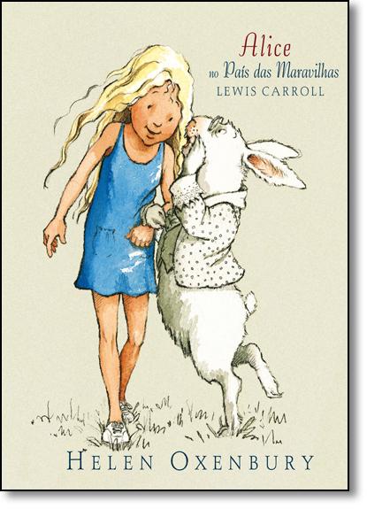Alice no País das Maravilhas, livro de Lewis Carroll