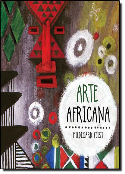 Arte Africana, livro de Hildegard Feist