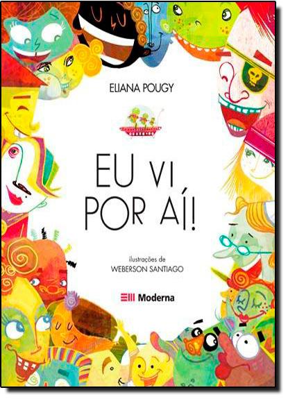 Eu Vi Por Aí, livro de Eliana Pougy