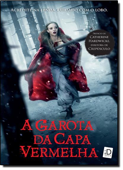 Garota da Capa Vermelha, A, livro de Sarah Blakey-cartwright