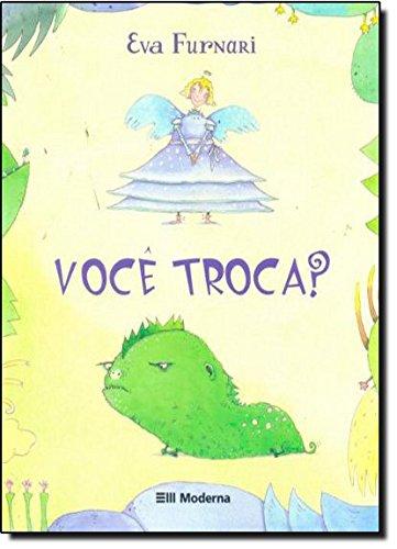 Voce Troca?, livro de Eva Furnari