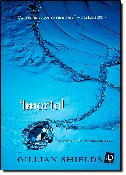 Imortal, livro de Gillian Shields